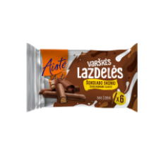 AISTE - Chocolate flavor Curd sticks Chocolate glazed 210g