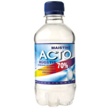 Actas - Acetic Acid Food Grade 0.33ml 70%