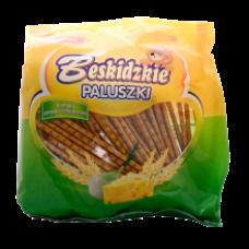 Aksam - Beskidzkie Cheese & Onion Flavour Sticks 220g