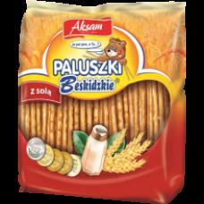 Aksam - Beskidzkie Ready Salted Sticks 300g