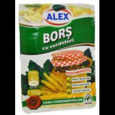 Alex - Borsch with Greens / Bors cu Verdeturi 20g