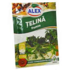 Alex - Celeriac Leaves / Telina 8g