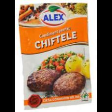 Alex - Spices Mixture for Meat Balls / Condimente Chiftele 16g