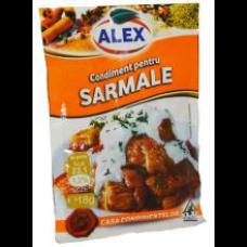 Alex - Spices Mixture for Cabbage Meat Rolls / Condimente Sarmale 18g