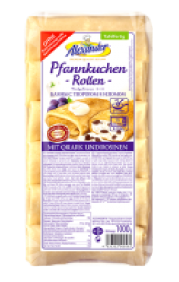Alexander - Pancakes with Curd and Raisins 1kg