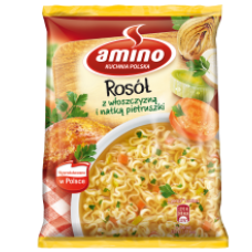 Amino - Chicken Instant Soup 58g