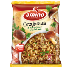 Amino - Mushroom Soup 57g