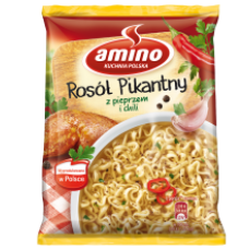 Amino - Spicy Chicken Soup 57g