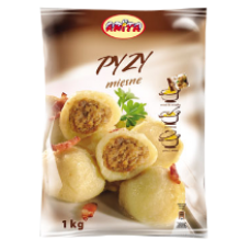 Anita - Pyzy with Meat 1kg