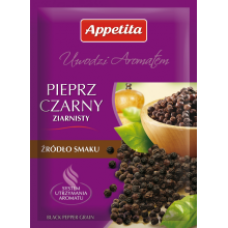 Appetita - Whole Black Pepper 20g