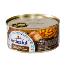 Ardealul - Baked Beans Bacon / Costita Fasole 300g