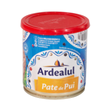 Ardealul - Chicken Liver Pate / Pate Pui 300g