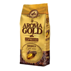 Aroma Gold - Espresso Coffee Beans 250g