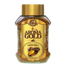 Aroma Gold - Instant Coffee 100g