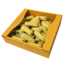 Arsenal - Arletka White Chocolate Decorated Biscuits 450g