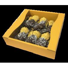 Arsenal - Exquisite Elegant Chocolate Decorated Biscuits 450g