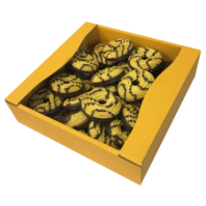 Arsenal - Gulajka Chocolate Decorated Biscuits 450g