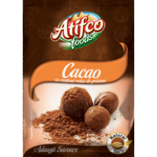 Atifco - Cocoa Powder Low Fat / Cacao 25g
