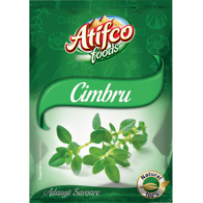 Atifco - Dried and Shredded Thyme Leaves / Cimbru 8g