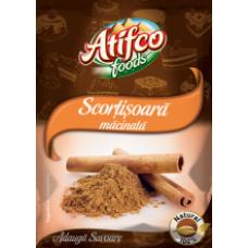Atifco - Grinde Cinnamon / Scortisoara Macinata 15g