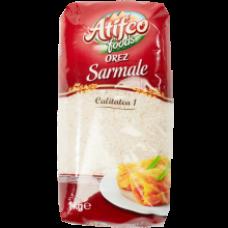 Atifco - Rice for Cabbage Rolls / Orez pentru Sarmale 1kg