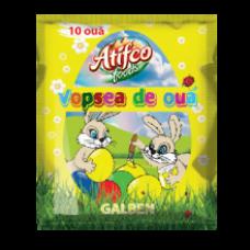 Atifco - Yellow Egg Dye / Vopsea de Oua Galben 7g