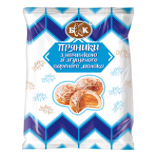 BKK - Honey Muffins with Condensed Milk Filling 240g