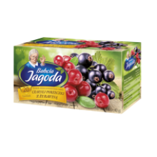 Babcia Jagoda - Blackcurrant and Cranberry Tea 20x2g