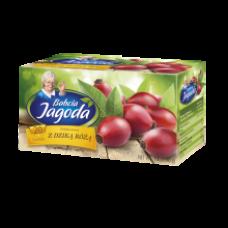 Babcia Jagoda - Rosehip Tea 20x2g
