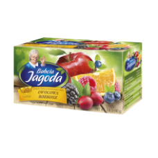 Babcia Jagoda - Multifruit Tea 20x2g