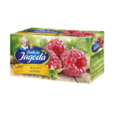 Babcia Jagoda - Raspberry Tea 20x2g