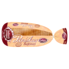 Baltasis Pyragas - Pieniskas Long Loaf (milky) 350g