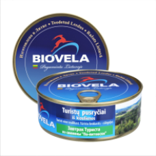 Biovela - Tourists Breakfast 240g