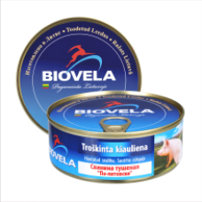 Biovela - Pork Stew 240g
