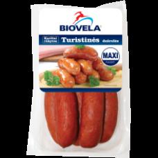 Biovela - Turistines Hot Smoked Sausages 800g