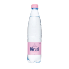Birute - Carbonated Natural Mineral Water 500ml