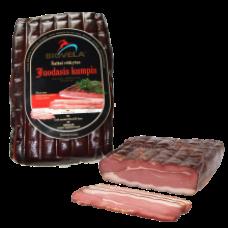 Biovela - Juodasis Kumpis Cold Smoked Ham kg (~340g)