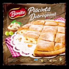 Bonito - Pie with Curd Cheese and Raisins / Placinta Dobrogeana cu Branza si Stafide 800g