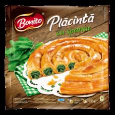 Bonito - Rolled Spinach Pie / Placinta Rulata cu Spanac 800g