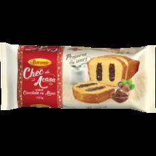 Boromir - Cake with Hazelnuts Cream / Chec cu Crema Ciocolata cu Alune 450g