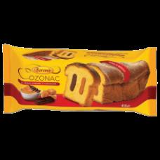 Boromir - Sponge-cake Caramel & Chocolate / Cozonac cu Caramel & Ciocolata 450g