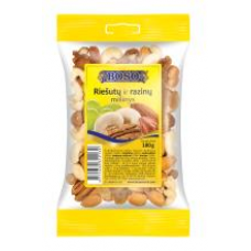 Boso - Nuts and Raisins Mix 180g
