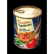 Bunatati de Topoloveni - Beef Soup / Ciorba de Vacuta 390g