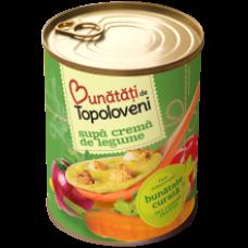 Bunatati de Topoloveni - Creamy Vegetables Soup / Supa Crema de Legume 380g