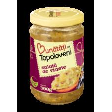 Bunatati de Topoloveni - Eggplant Traditional Appetizer / Salata Vinete 300g