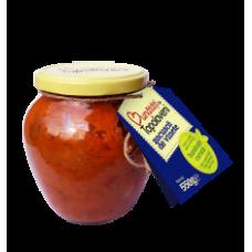 Bunatati de Topoloveni - Eggplant Traditional Appetizer / Zacusca Vinete 550g