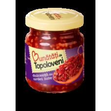Bunatati de Topoloveni - Hot Pepper Jam / Dulceata Ardeu Iute 200g