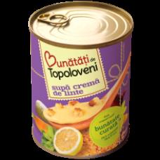Bunatati de Topoloveni - Lentil Soup / Supa Crema de Linte 380g