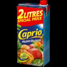Caprio - Multifruit Drink 2L