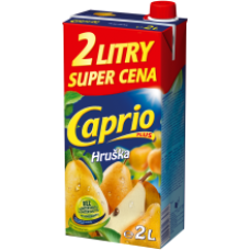 Caprio - Pear Drink 2L